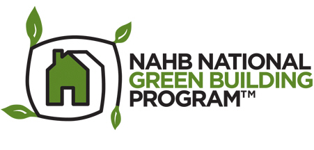 NAHB National Green Building Program logo